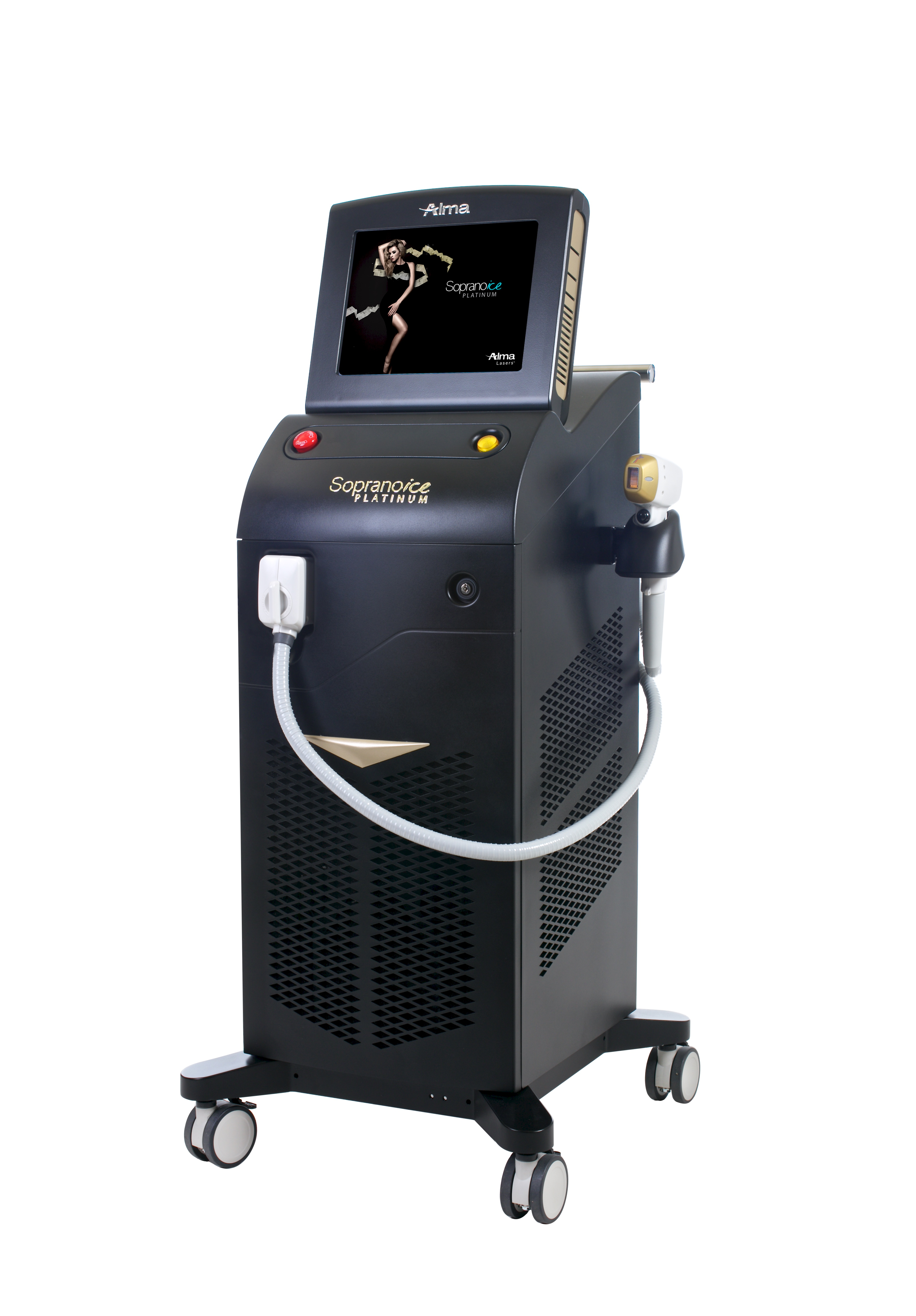Soprano Ice Platinum laser hair removal - Cedars Hair & Beauty Rooms